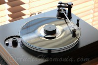 Platine TD WELL TEMPERED cellule BENZ LP / AUDIO HARMONIA Bordeaux